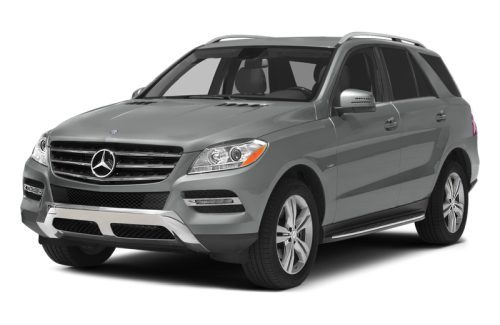 Mercedes-Benz ML 166