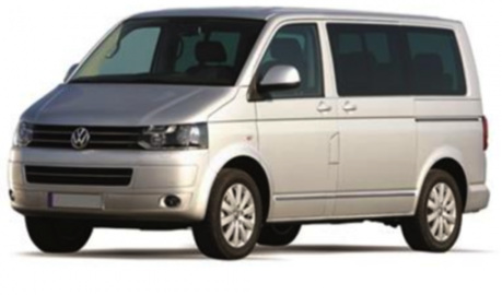 VW T5 Multivan California